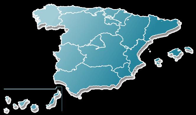 Mapa Partidos Judiciales